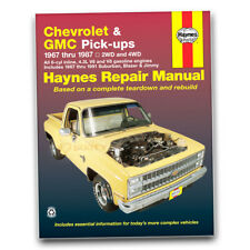 Haynes Repair Manual for 1979-1986 GMC C3500 - Shop Service Garage Book fv