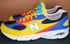 New Balance 498 Mens Shoes ML498DR3 Multicolor Athletic Sneakers Size 7.5