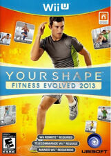 Your Shape: Fitness Evolved 2013 Wii-U New Nintendo Wii U, nintendo_wii_u