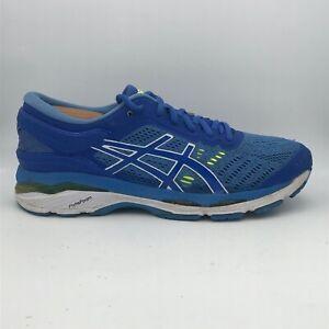 Asics Gel Kayano 24 Running Shoes Blue T799N Men's Size 10