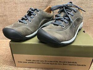 NIB Keen 1019500 Women's Presidio ll Turbulence/Wrought Iron Casual Shoe