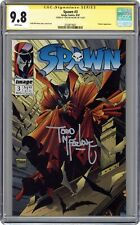 Spawn #3D Direct Variant CGC 9.8 SS 1992 2558919007