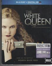 the white queen 3x blu-ray new