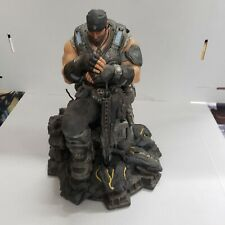 Gears Of War 3 EPIC EDITION Xbox 360 Marcus Fenix Statue GOW