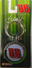 Licensed NASCAR Dale Earnhardt Jr #88 Die Cast Metal Keychain
