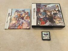 Hoshigami: Ruining Blue Earth Remix (Nintendo DS, 2007) DS