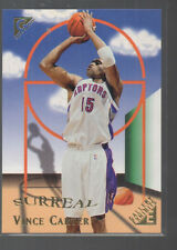 VINCE CARTER 1999-00 TOPPS GALERY SURREAL CARD #GE19
