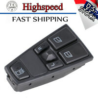 New For 05-2014 Volvo VN VNL 21628532 Power Window Control Switch Front Left ⭐⭐