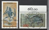 5929-serie completa Alemania fosiles 1978 821/2. 7,00€. -Germany