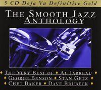 SMOOTH JAZZ ANTHOLOGY 5 CD NEW!