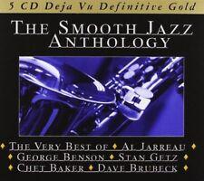 SMOOTH JAZZ ANTHOLOGY 5 CD NEUF