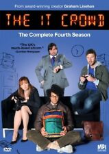 The IT Crowd: Fourth Season [New DVD]