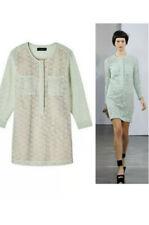 Victoria Beckham For Target Mint Green Floral Eyelet Lace Dress Juniors Large