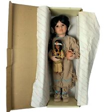 1991 Many Stars Linda Mason Georgetown Collection American Diary Doll Pot & Doll
