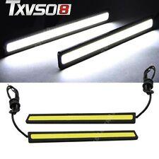 17cm 12V Led Strip DRL Daytime Running Lights Bar COB Car Lamp White Waterproof