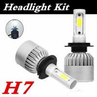 2x H7 LED Kit 110W anti erreur Ampoule Auto Voiture Feux Phare Lampe Xénon Blanc