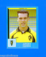 FOOTBALL 2000 BELGIO Panini-Figurina -Sticker n. 226 - CAVENS - LIERSE SV -New