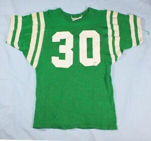 Vintage 1960s Rawlings NFL Philadelphia Eagles Boys Football Jersey - Medium