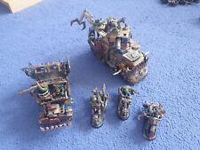 Warhammer 40k Ork Army Vehicles