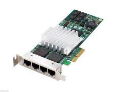 SUN X4446A-Z 375-3481 Quad Port Gigabit Ethernet Server Adapter PCI-E x4