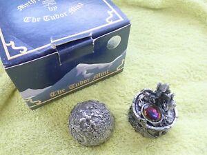 MYTH AND MAGIC - 1055 The Castle of Pegasus  FIGURE BY TUDOR MINT boxed