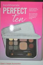 BareMinerals Escentuals Ten Most Wanted Shades Make up Clutch MOTHER'S DAY GIFT