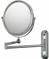 "Kimball & Young 20644 Bath / Vanity 4X Magnify 7"" Wall Mounted Swing Arm Mirror"