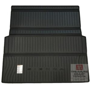 NEW OEM TOYOTA SIENNA 2021 & UP ALL WEATHER CARGO LINER