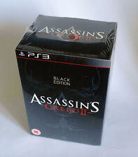 Assassin's Creed 2 II Black Edition (PS3) - NUOVO - NEW SEALED - UK