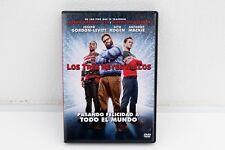 LOS TRES REYES MALOS - DVD - JOSEPH GORDON-LEVITT - SETH ROGEN - ANTHONY MACKIE