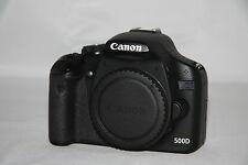 EOS 500D Canon + accesorios