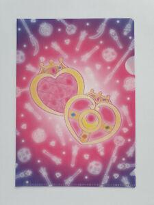 Sailor Moon Crystal 20th Anniversary Klarsichthülle 90er 90s Manga Anime vintage
