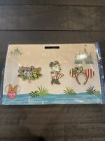Disney - Minnie Mouse: The Main Attraction Pin Set – Jungle Cruise – LR