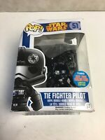 FUNKO POP! Star Wars Vinyl Tie-Fighter Pilot 51 Figure 5713