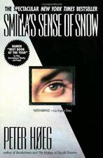 Smilla's Sense of Snow by Peter Hoeg