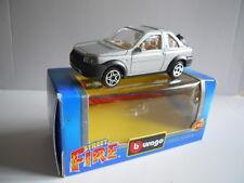 Modellino Auto Model Car BURAGO 1:43 Die Cast FREELANDER GRIGIA  [MV16]