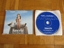 AMERIE I'm Coming Out Maid In Manhattan OST 2003 EUROPEAN collectors CD single