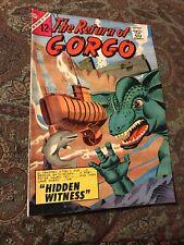 1964 CDC The Return Of Gorgo Comic! No.3 Vintage Rare