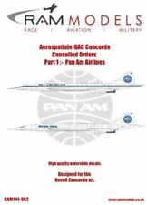 Maquettes et accessoires Concorde 1:144