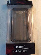 Rocketfish smoke grey hard protective Case for HTC SHIFT EVO 4G RF-HSSH2B