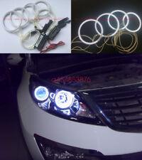4pcs excelente 7000K CCFL Angel Eyes Halo anel kit for Kia Sportage 2011-2014