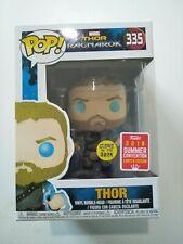 Funko pop vinyl figure #335 Thor Odin Face exclusive Marvel Ragnarok BNIB