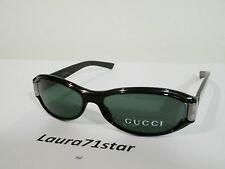 GUCCI 2549 Nero Black Woman occhiali da sole sunglasses Glamour New Original