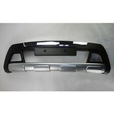 HIGA ABS Plating Front Lower Bumper Grille Trim Protector For 11-16 Jeep Compass