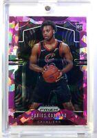 2019-20 Panini Prizm Pink Ice Darius Garland Rookie RC #288, Cleveland Cavaliers