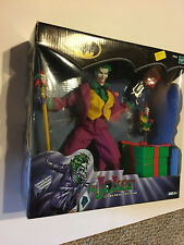 "BATMAN JOKER CLOWN PRINCE OF CRIME FIGURE 8 9 10"" INCH MEGO SEALED NEW CLASSIC"