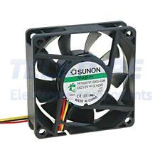 1pcs PF70201V1-G99 Ventola DC assiale 12VDC 70x70x20mm 73,06m3/h 41,5dBA SUNON