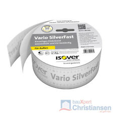 ISOVER Vario SilverFast Klebeband Silver Fast 25 m Rolle 60mm