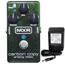 Mxr M-169 Carbon Copy Analog Delay w/ 9v power supply