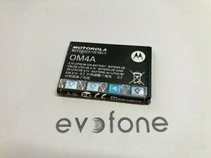 Genuine Original Motorola OM4A 750mAh Battery - High Quality